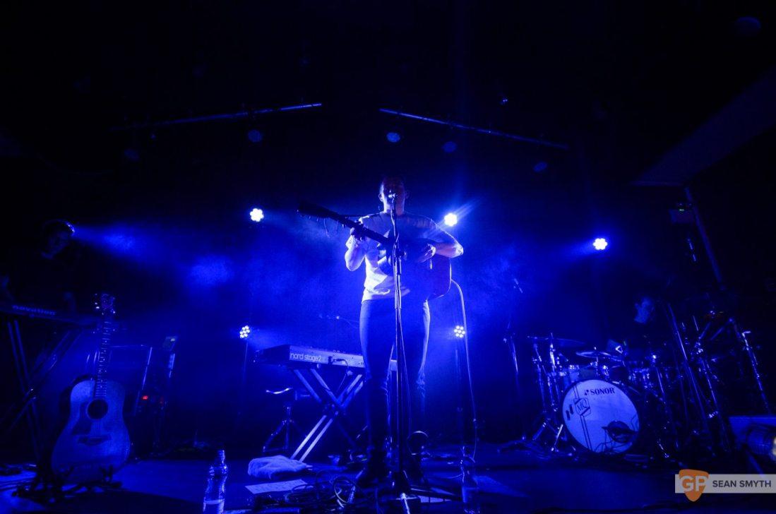 Dermot Kennedy @ The Sugar Club, Dublin by Sean Smyth (29-3-17) (17 of 22)