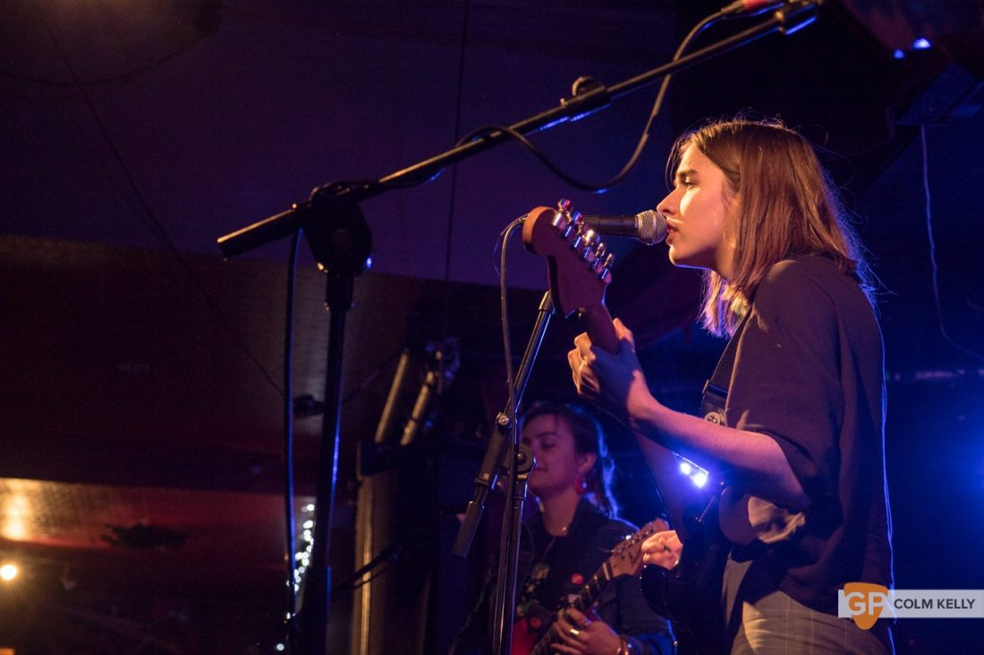 Goat Girl at Whelans Dublin by Colm Kelly
