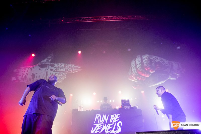 Run The Jewels The Olympia Sean Conroy (41 of 49)