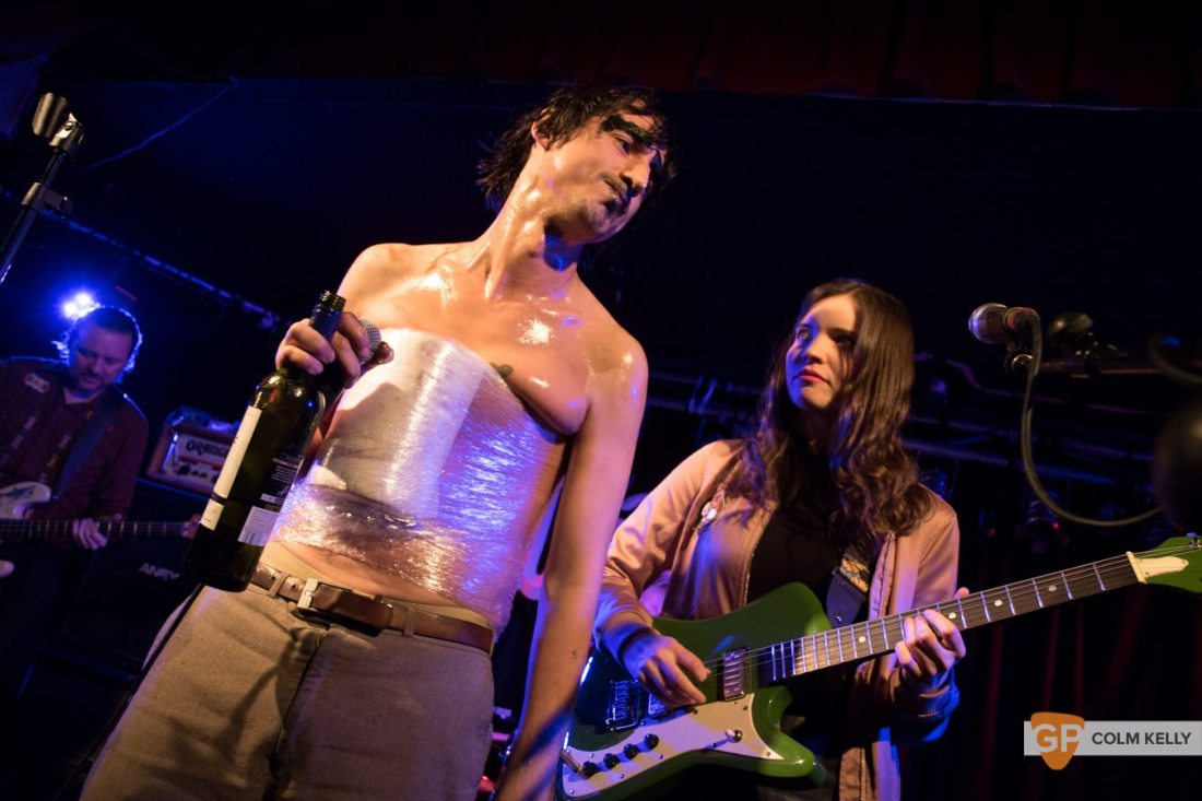 The Moonlandingz at Whelan's Dublin by Colm Kelly-0832