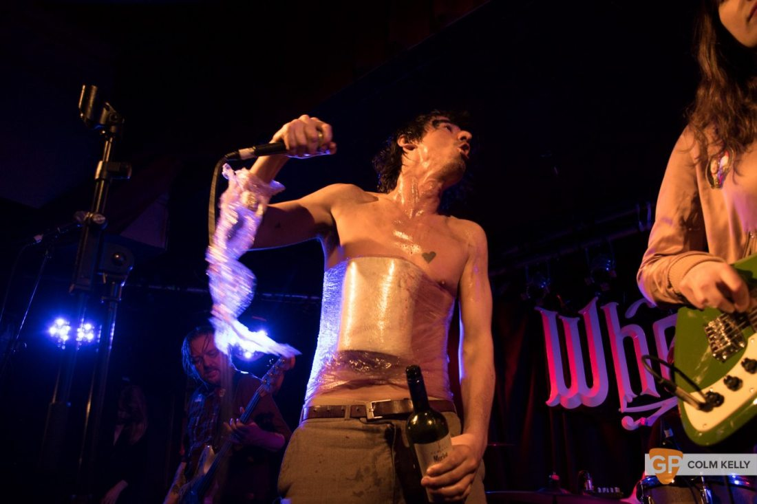 The Moonlandingz at Whelan's Dublin by Colm Kelly-1733