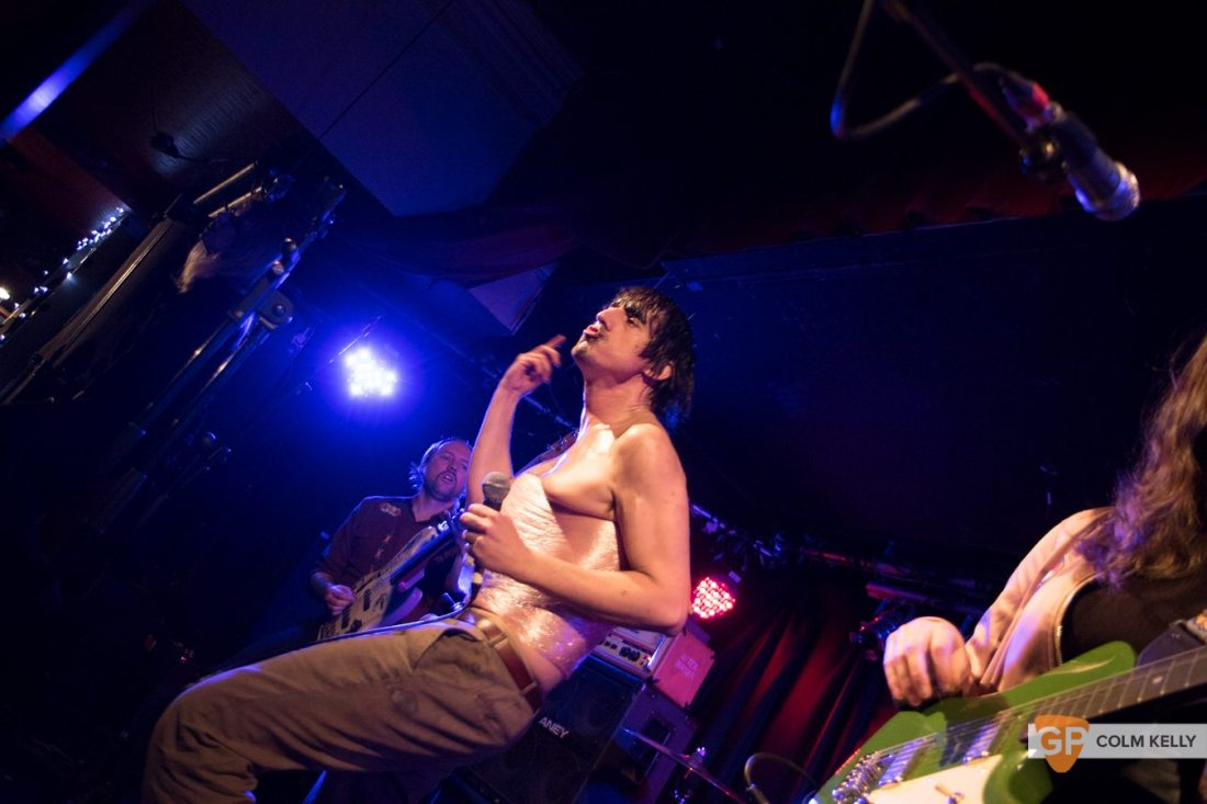 The Moonlandingz at Whelan's Dublin by Colm Kelly-2115