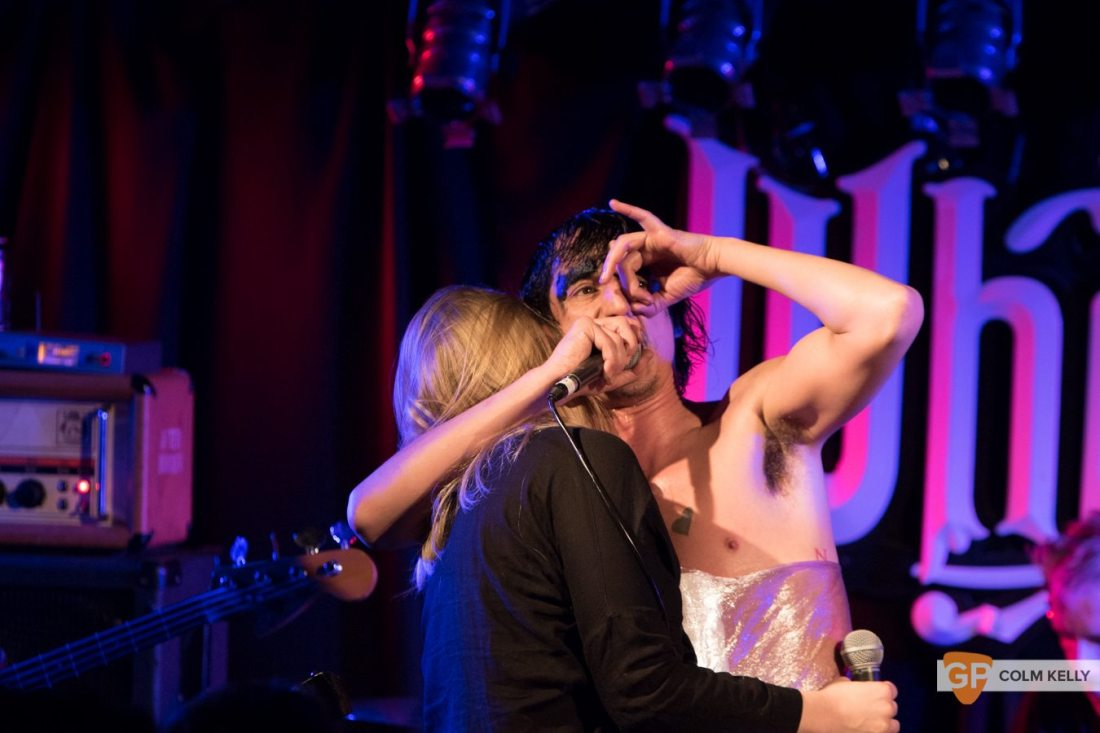 The Moonlandingz at Whelan's Dublin by Colm Kelly-2474