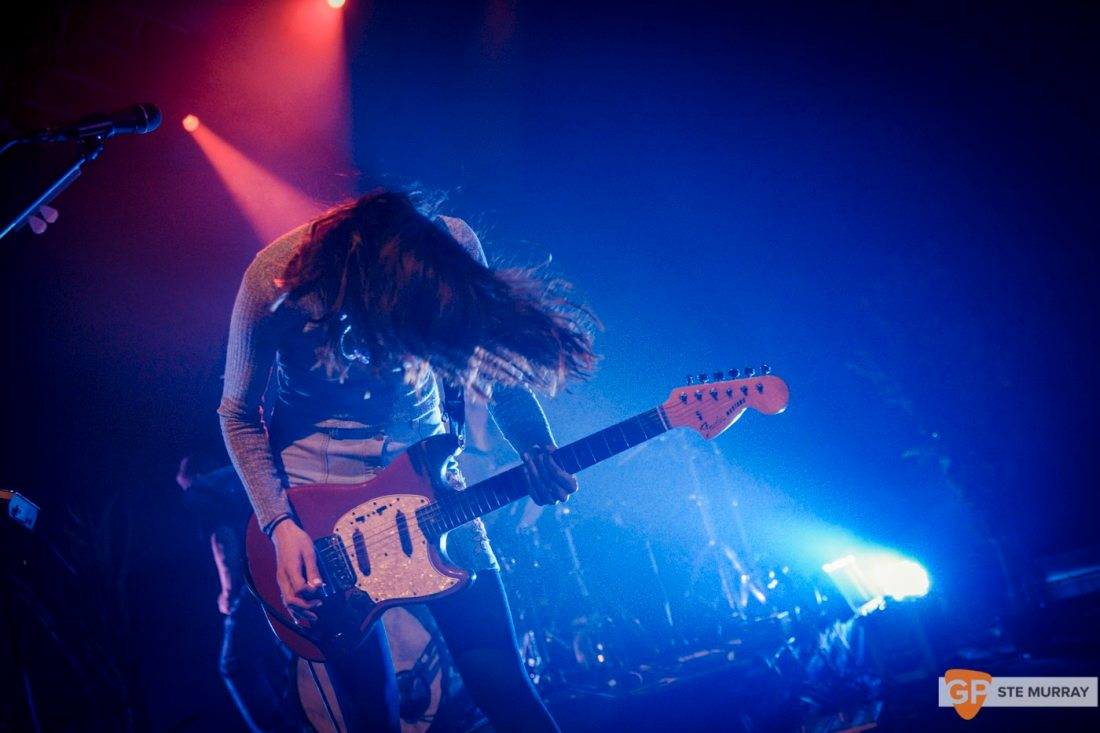 WARPAINT at VICAR ST by STE MURRAY 12