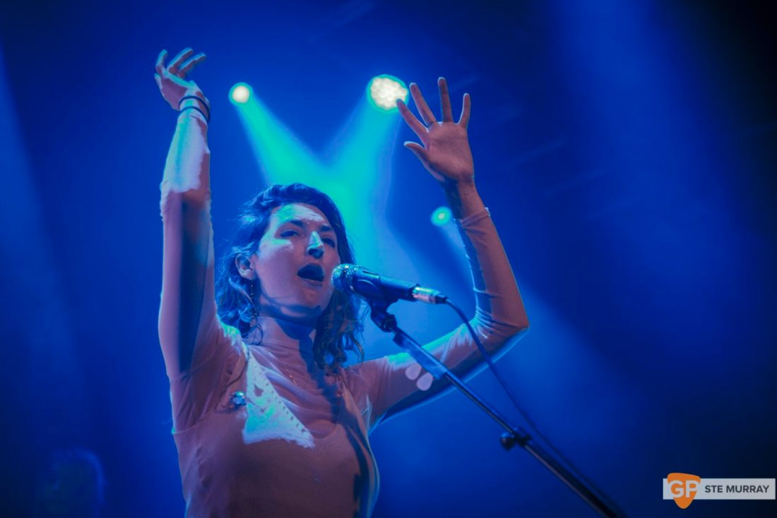 WARPAINT at VICAR ST by STE MURRAY 20