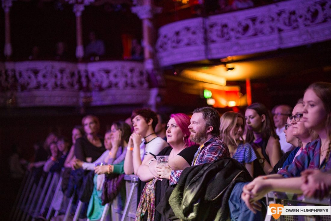 A Night in the Key of 8 at The Olympia Theatre by Owen Humphreys (29 of 36)