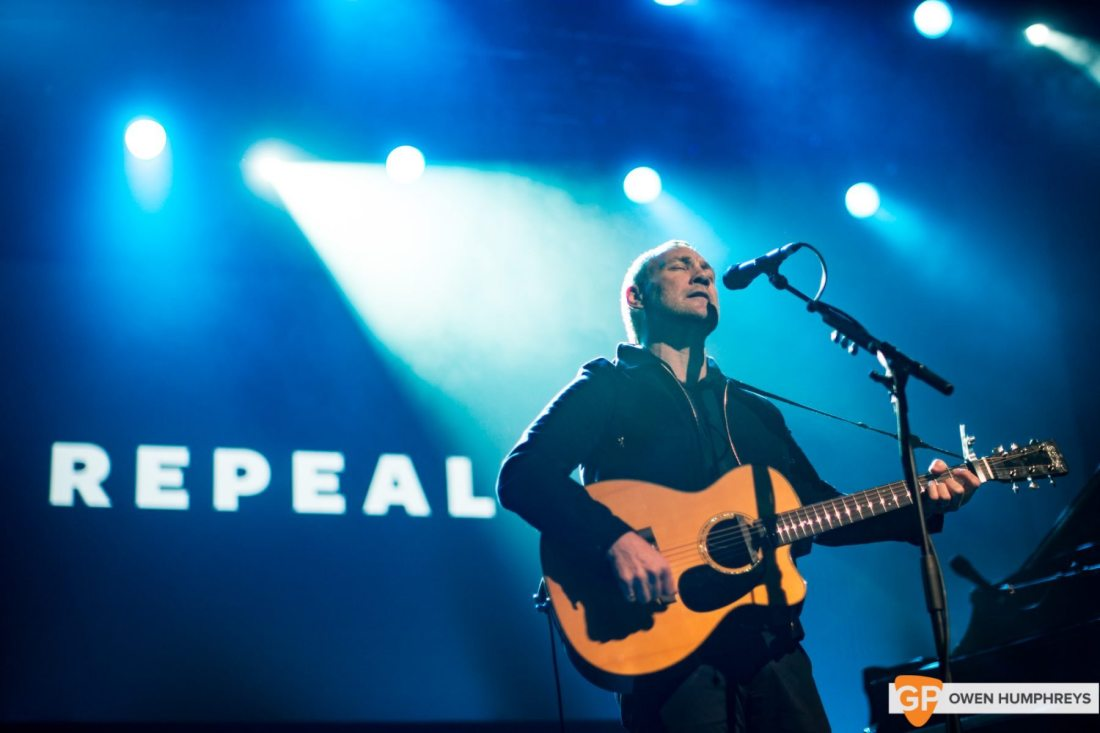 A Night in the Key of 8 at The Olympia Theatre by Owen Humphreys (32 of 36)