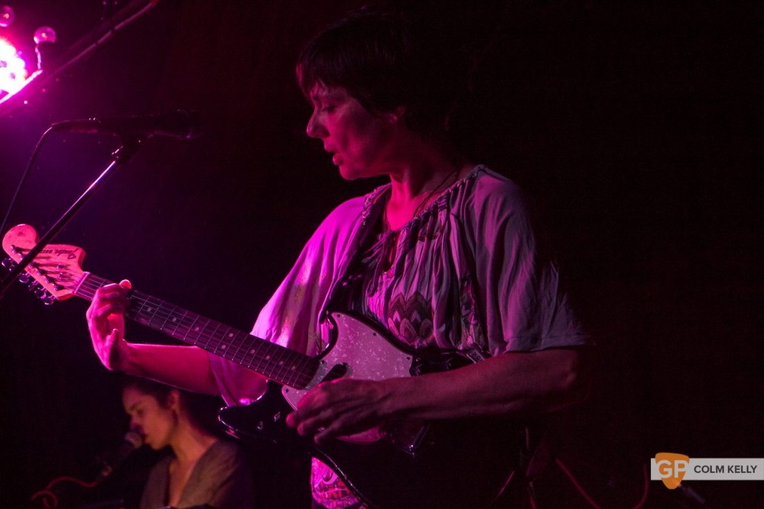 Laetitia Sadier at The Grand Social by Colm Kelly-1111