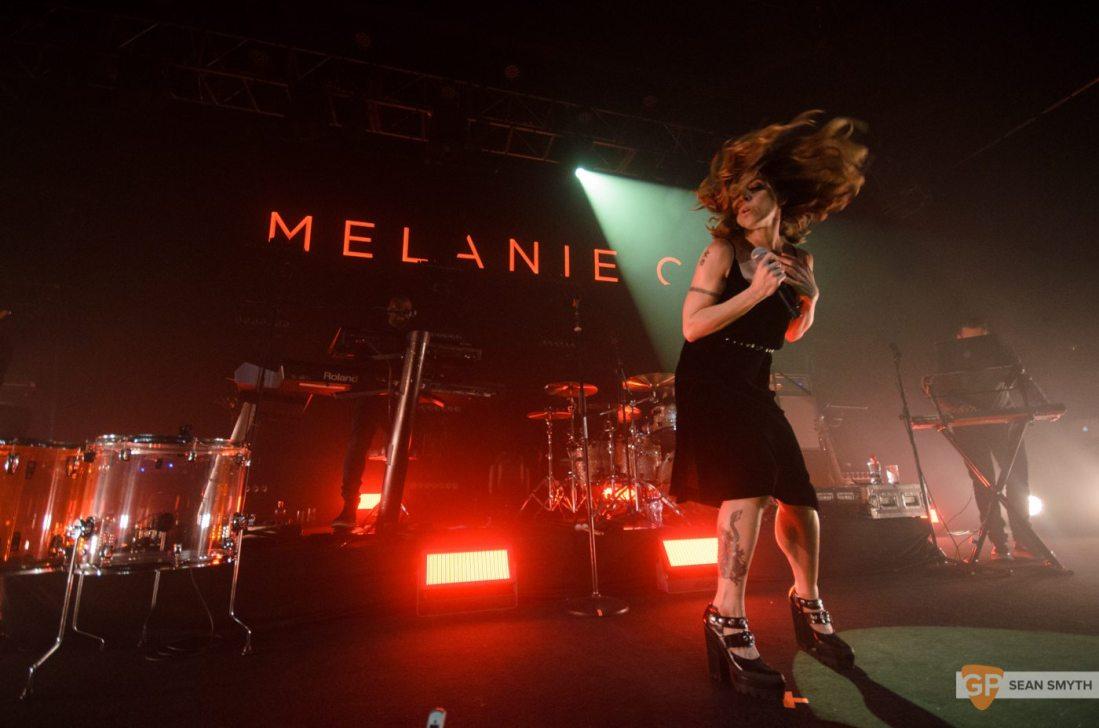 Melanie C @ Vicar Street, Dublin by Sean Smyth (14-4-17) (21 of 26)