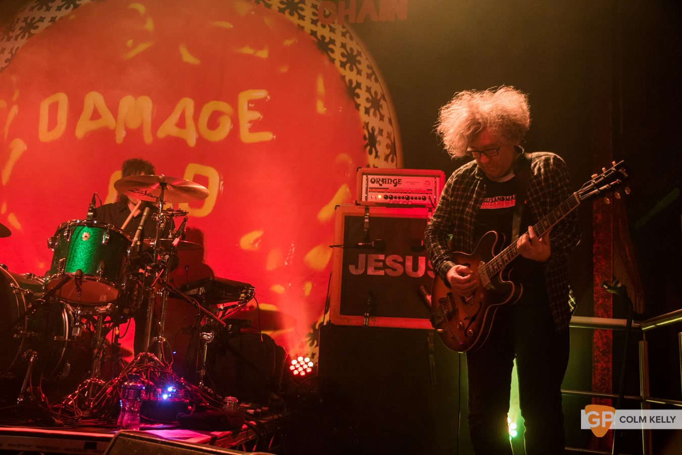 THe Jesus and Mary Chain at The Academy by Colm Kelly-0390