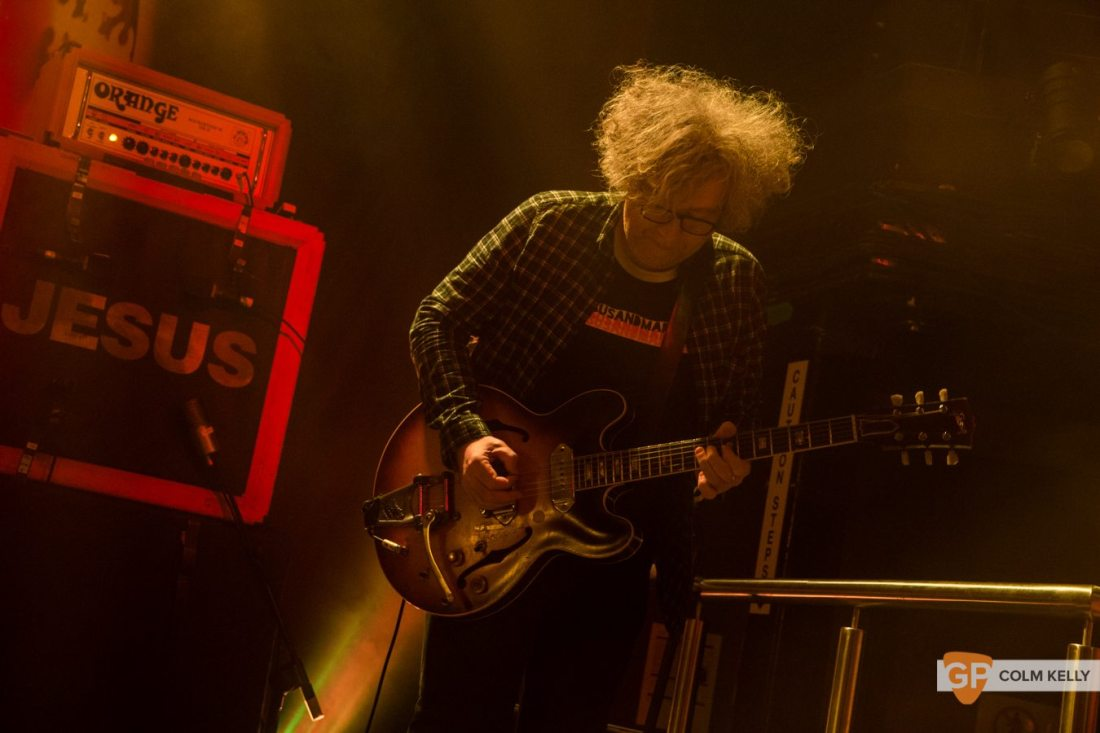 THe Jesus and Mary Chain at The Academy by Colm Kelly-0556