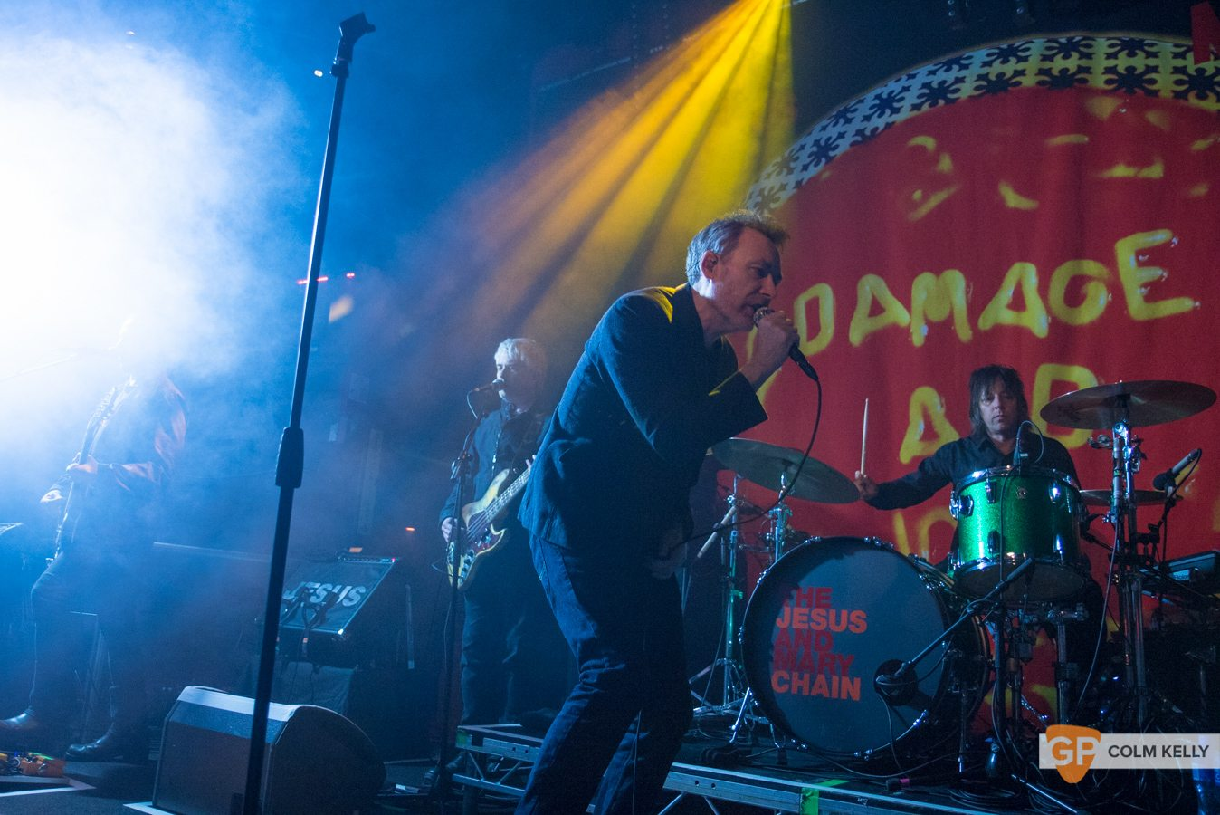 THe Jesus and Mary Chain at The Academy by Colm Kelly-0712