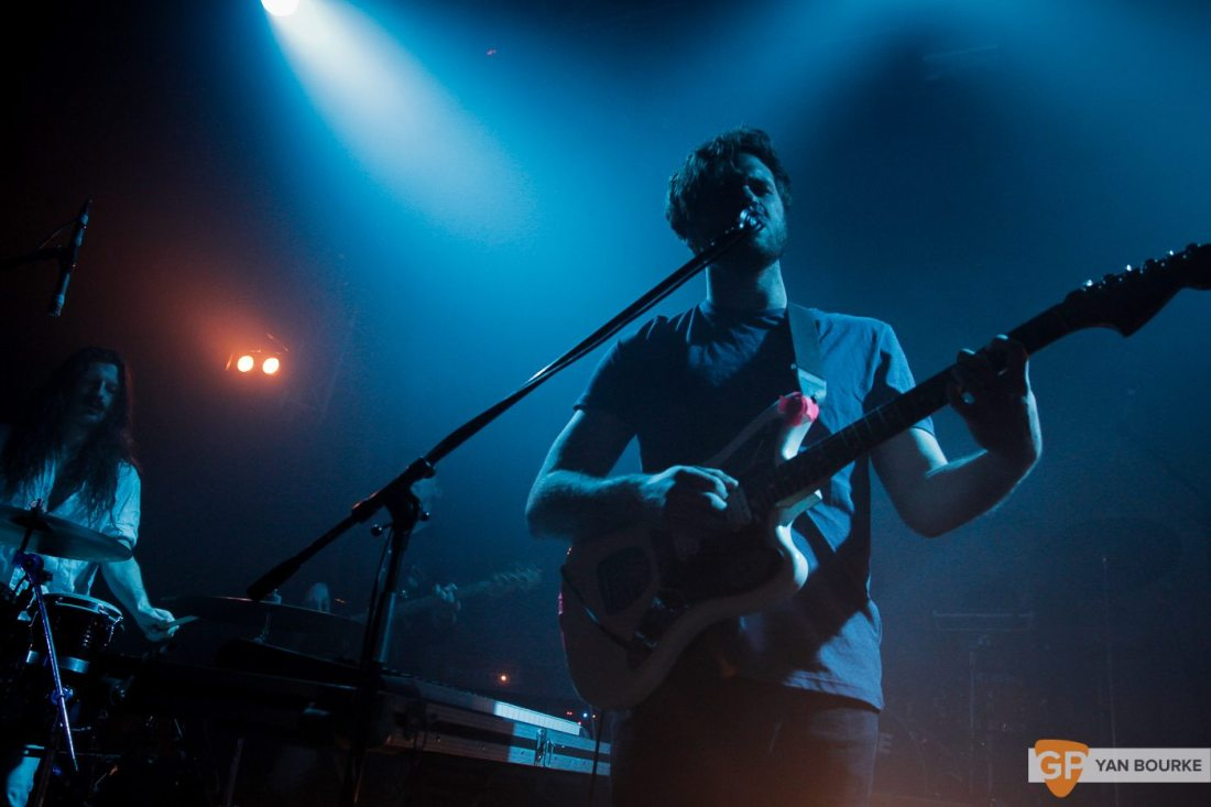 Talos in The Button Factory on 21 April by Yan Bourke