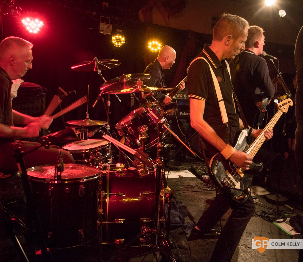 The Blades at Whelan's Dublin by Colm Kelly-1624