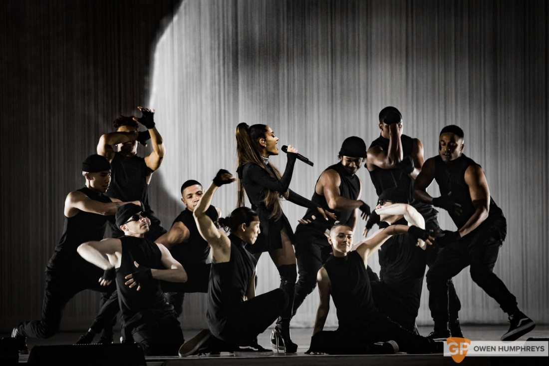 Ariana Grande at the 3Arena by Owen Humphreys (1 of 13)