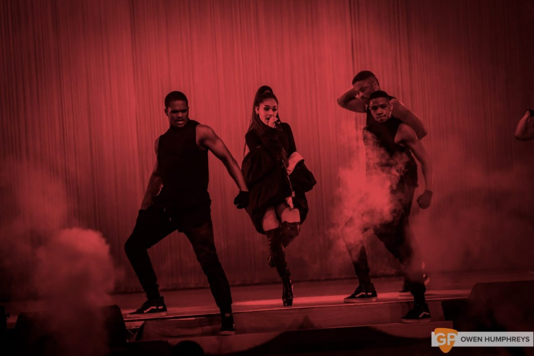 Ariana Grande at the 3Arena by Owen Humphreys (3 of 13)