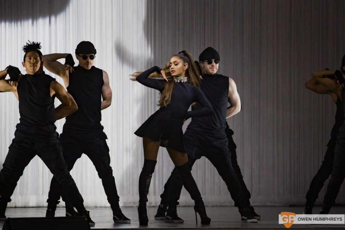 Ariana Grande at the 3Arena by Owen Humphreys (4 of 13)