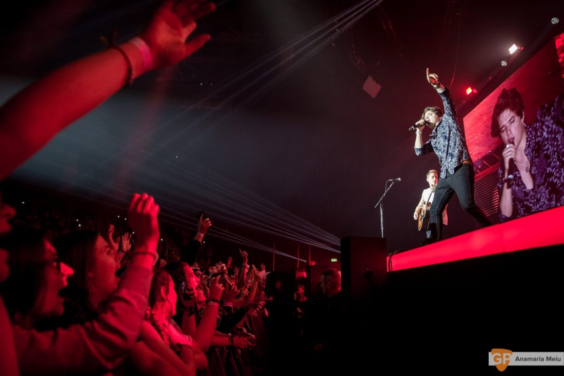 The Vamps at 3Arena by Anamaria Meiu