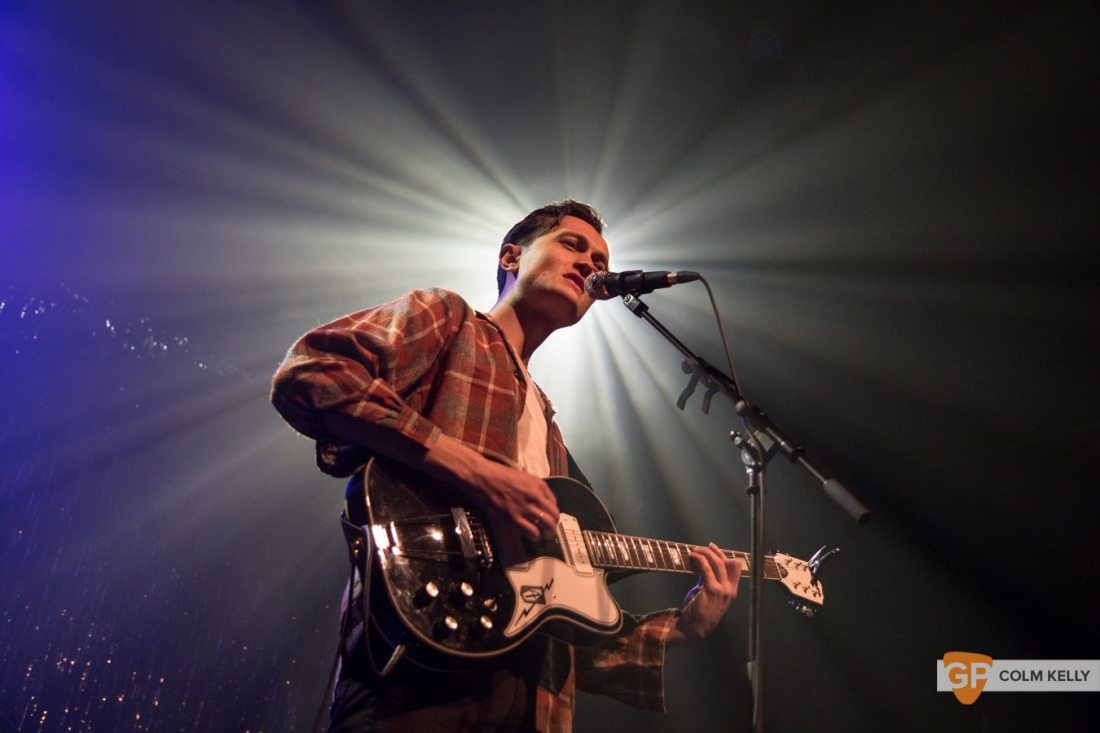 Tim Darcy at Vicar Street Dublin by Colm Kelly-0087