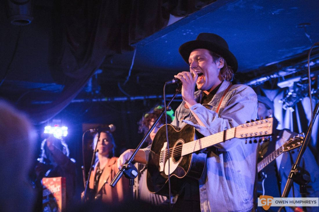 Arcade Fire at Whelan's by Owen Humphreys (10 of 14)