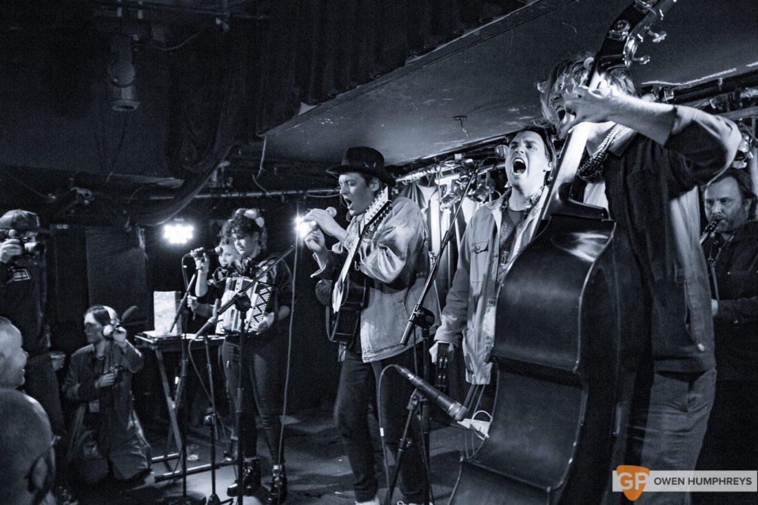 Arcade Fire at Whelan's by Owen Humphreys (13 of 14)