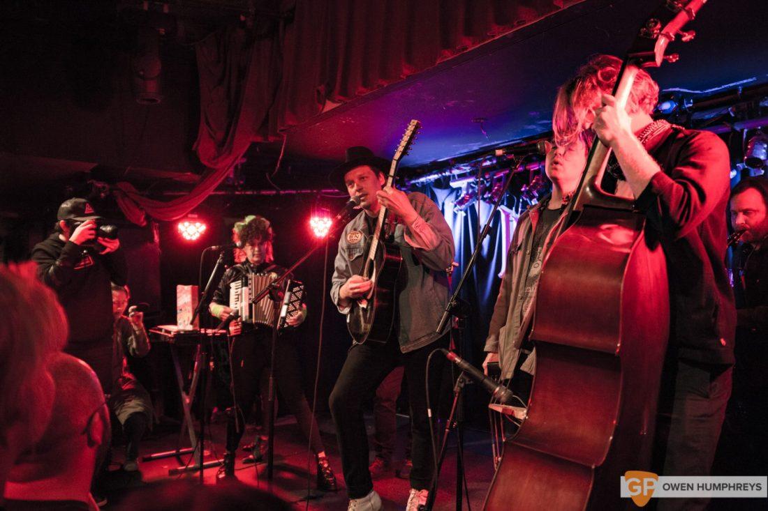 Arcade Fire at Whelan's by Owen Humphreys (2 of 14)