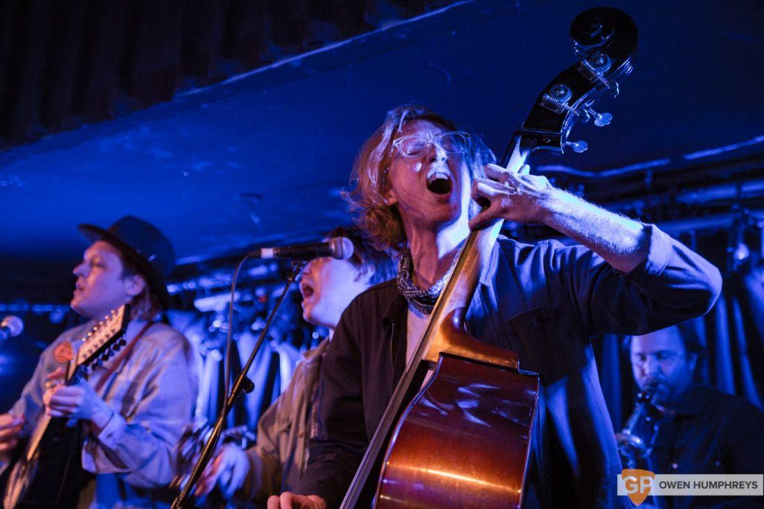 Arcade Fire at Whelan's by Owen Humphreys (4 of 14)