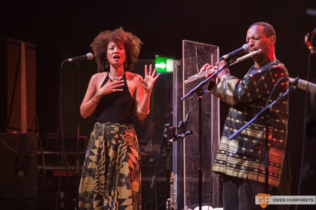 Kamasi Washington at The National Concert Hall by Owen Humphreys (2 of 17)