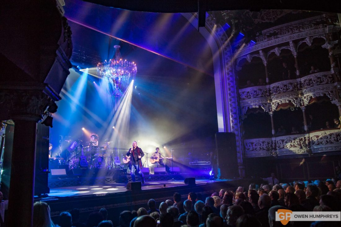 Simple Minds at The Olympia Theatre by Owen Humphreys (15 of 15)
