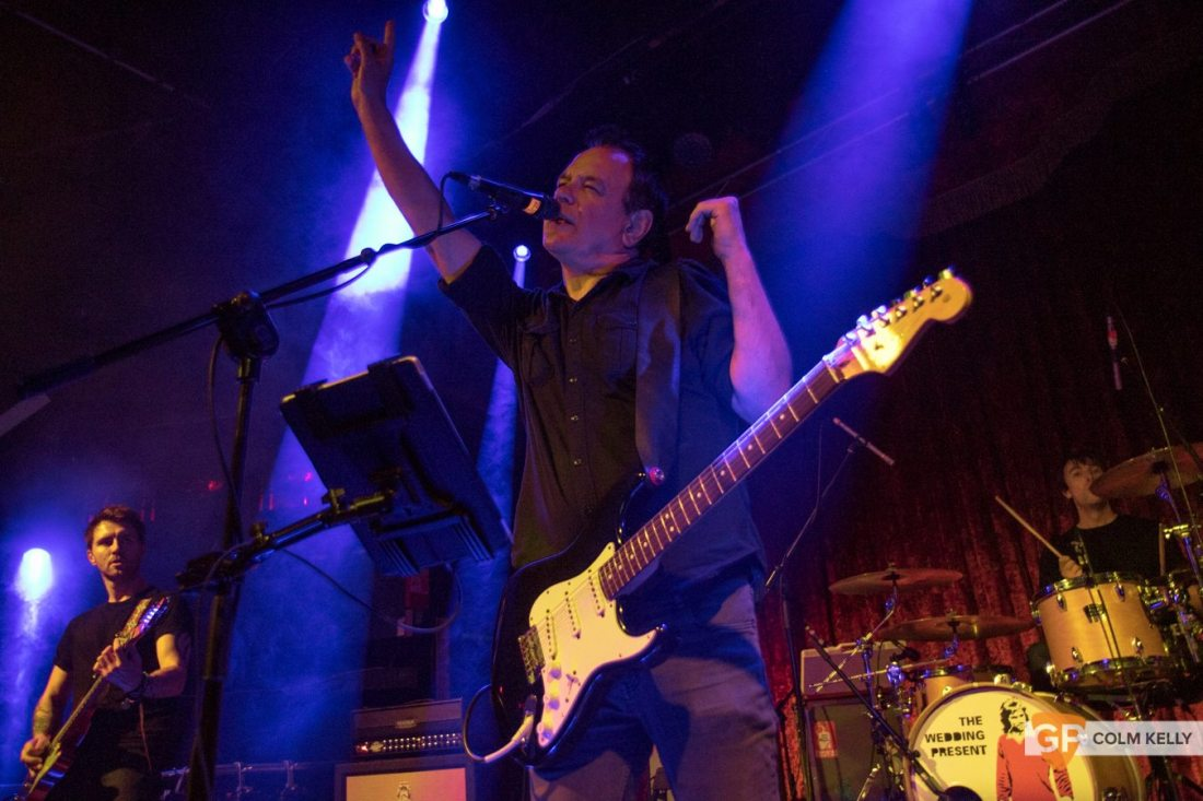 The Wedding Present at The Academy Dublin by Colm Kelly-1183