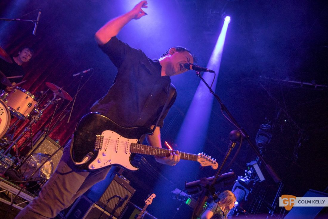 The Wedding Present at The Academy Dublin by Colm Kelly-1360