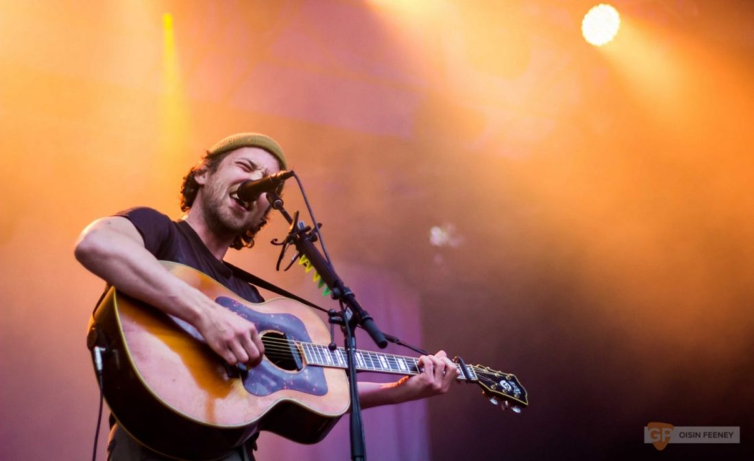 Fleet Foxes at the The Iveagh Gardens