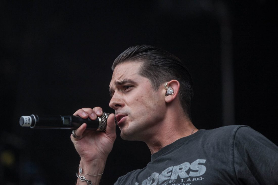G-Eazy at Longtude 2017