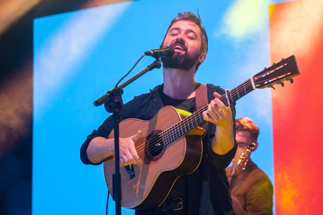 Villagers at Longitude 2017