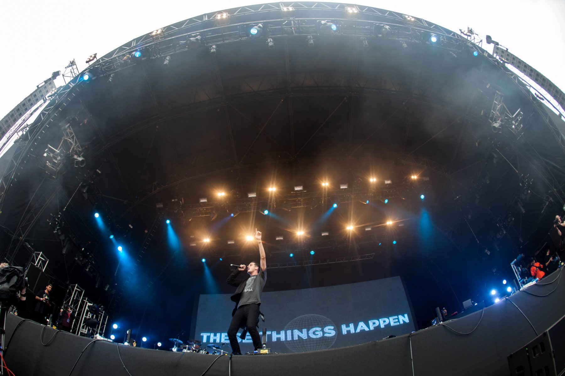 G-Eazy at Longtude 2017