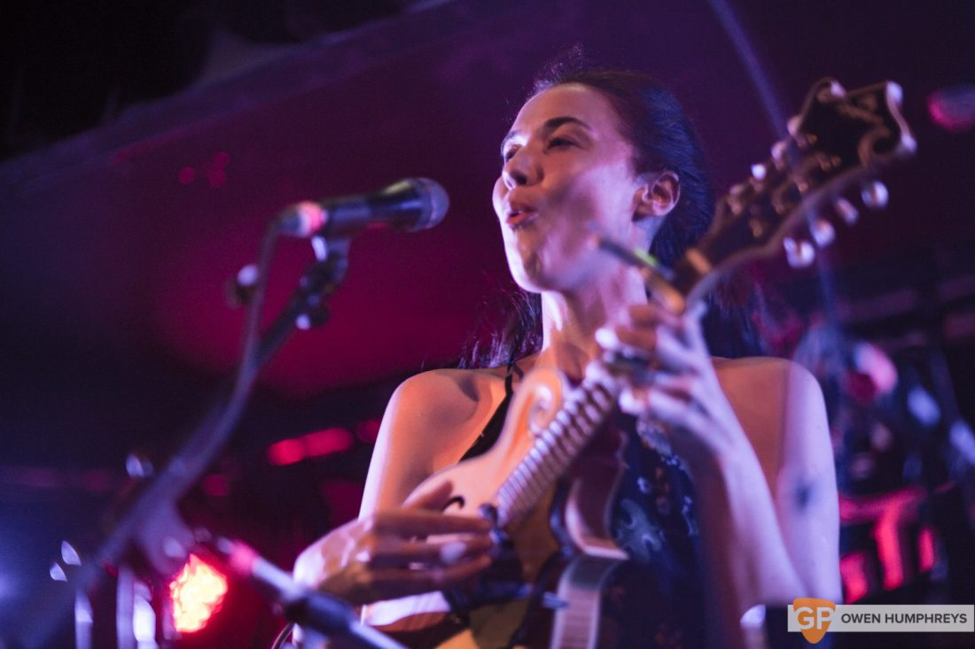 Lisa Hannigan at Whelan's. Photo by Owen Humphreys www.owenhumphreys.com