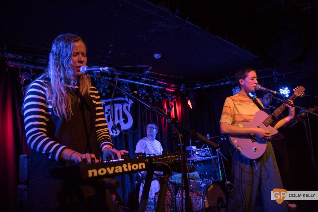 Frankie Cosmos at Whelans, Dublin 2nd August 2017 by Colm Kelly-1268