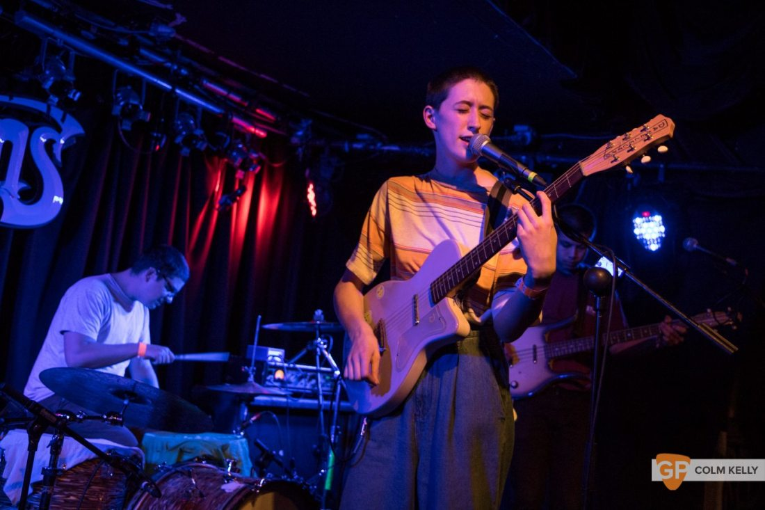 Frankie Cosmos at Whelans, Dublin 2nd August 2017 by Colm Kelly-1352