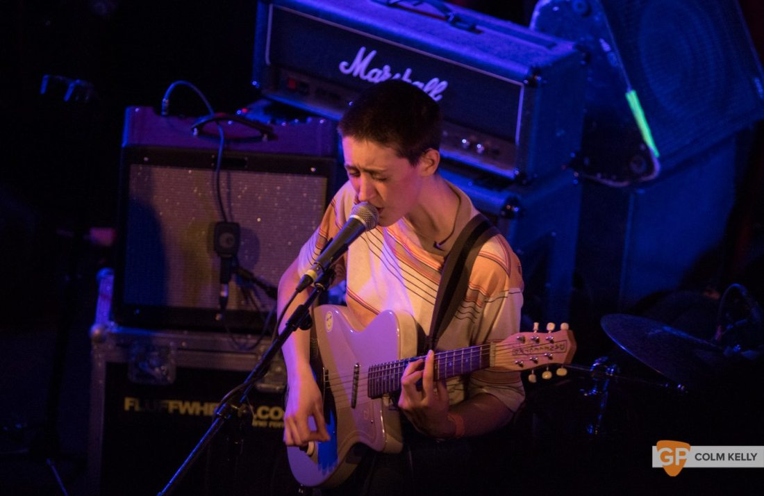 Frankie Cosmos at Whelans, Dublin 2nd August 2017 by Colm Kelly-1759-2
