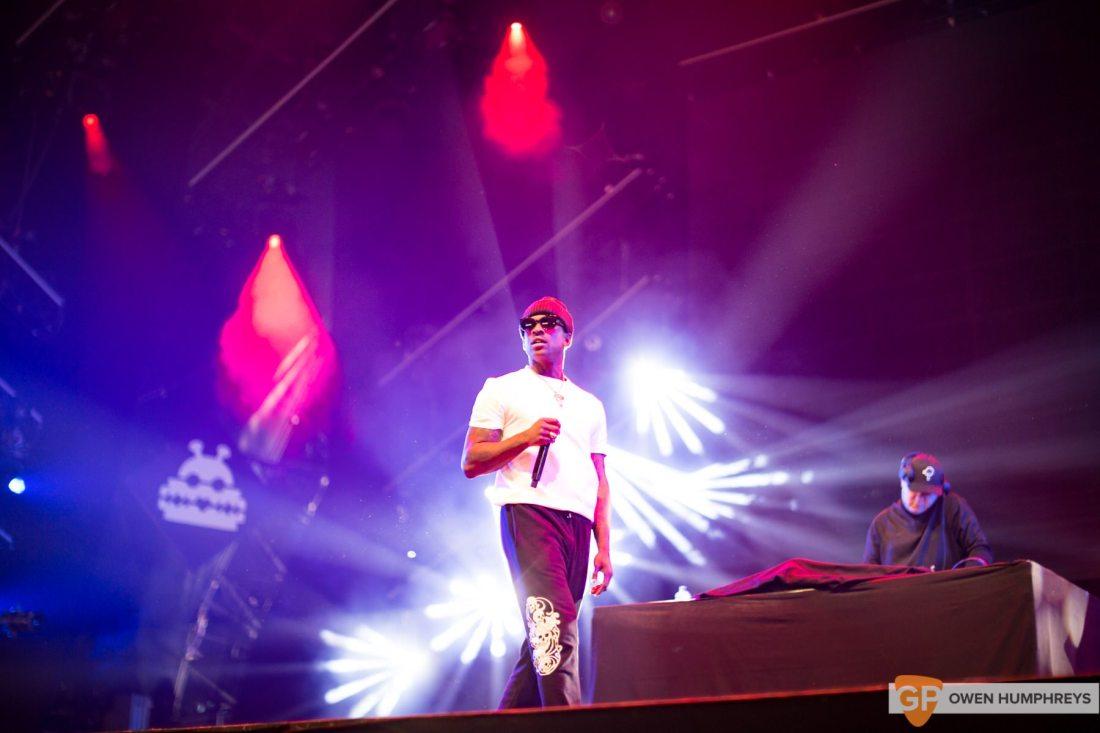 Sketa live at Lowlands Festival 2017
