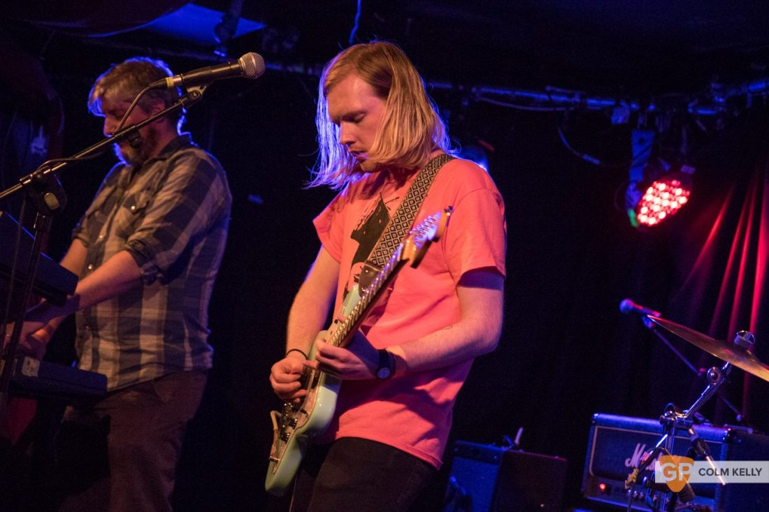 Squarehead at Whelans, Dublin 2nd August 2017 by Colm Kelly