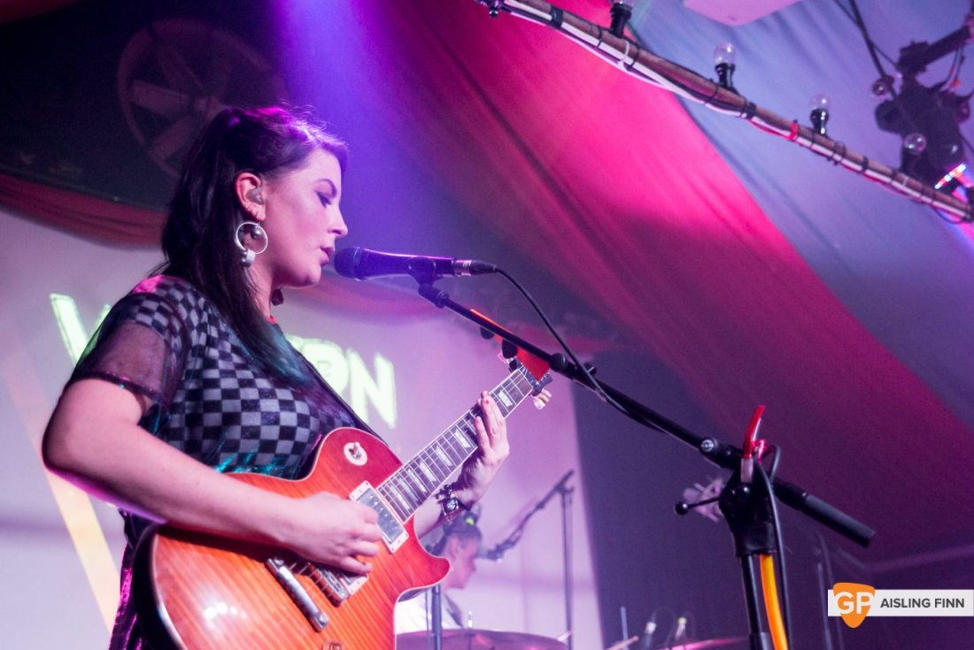 WYVERN LINGO at THE GRAND SOCIAL by AISLING FINN (1022)