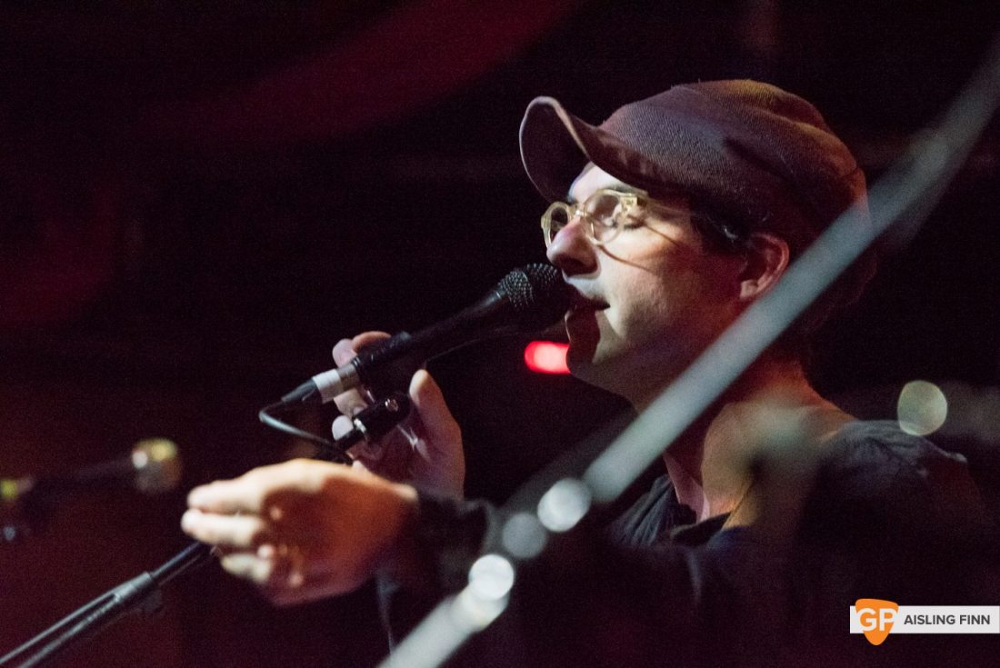 CLAP YOUR HANDS SAY YEAH at WHELAN'S by AISLING FINN (1015)