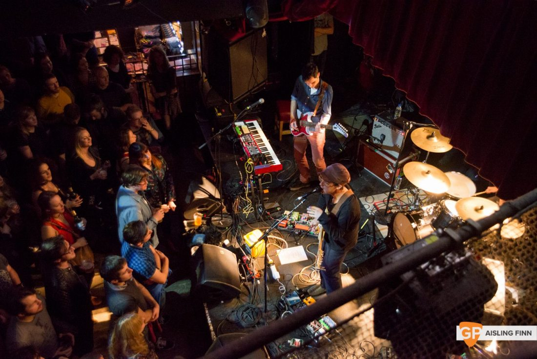CLAP YOUR HANDS SAY YEAH at WHELAN'S by AISLING FINN (1021)