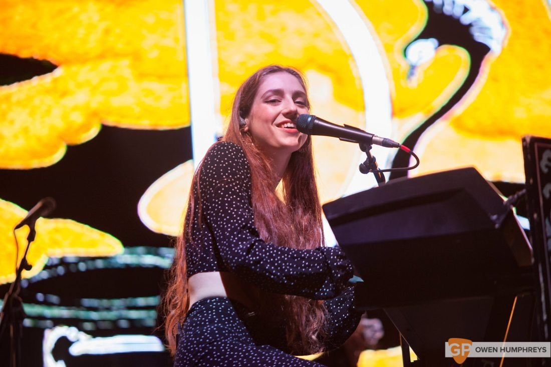 Birdy live at Electric Picnic