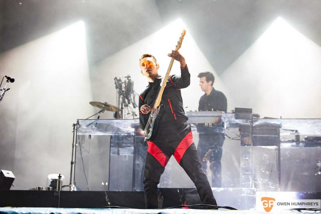 The XX live at Electric Picnic