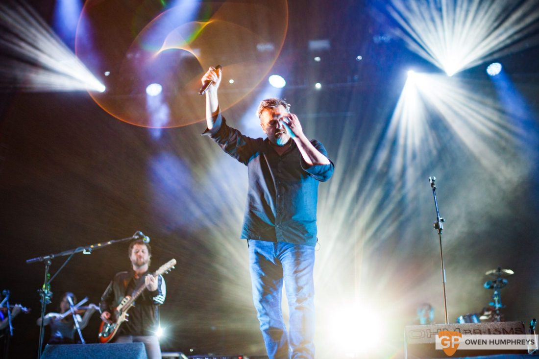Elbow live at Electic Picnic