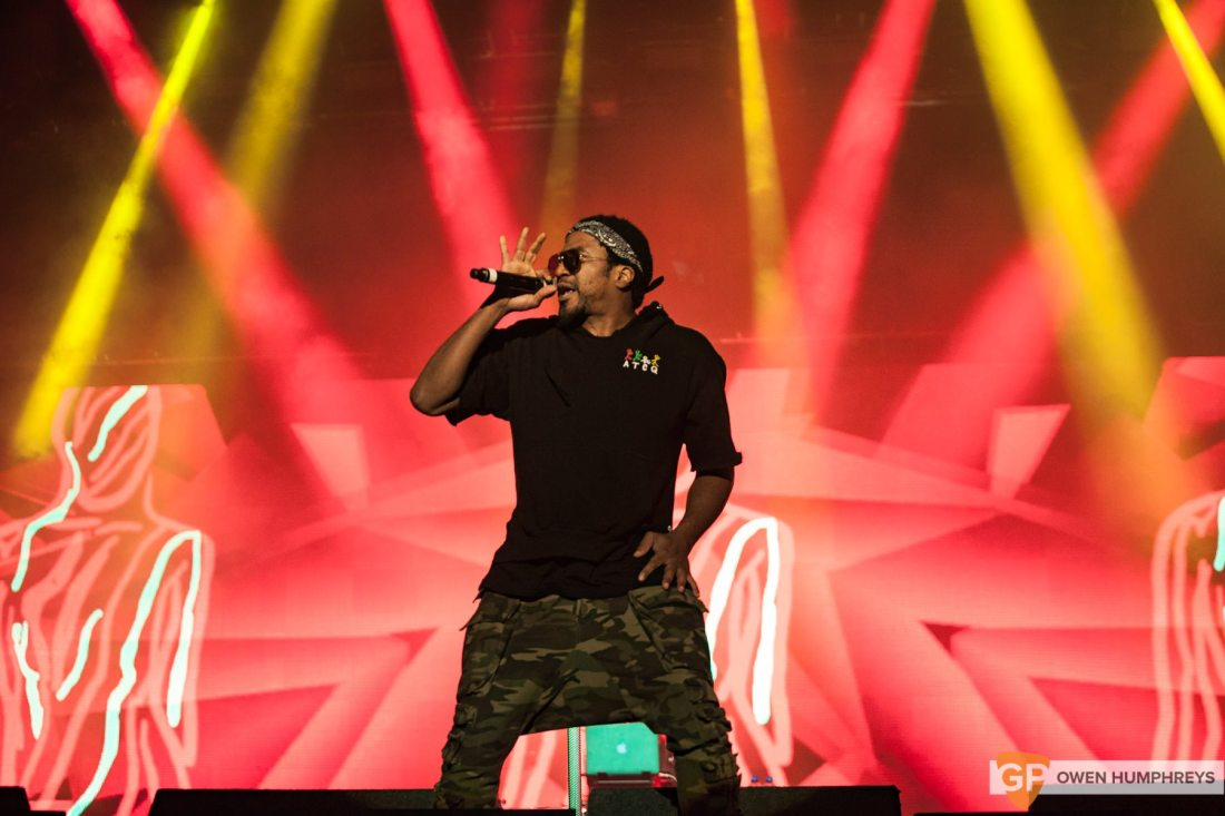 A Tribe Called Quest live at Electric Picnic