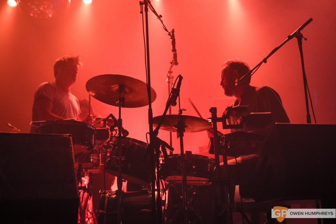 LCD Soundsystem at THe Olympia Theatre by Owen Humphreys (14 of 16)