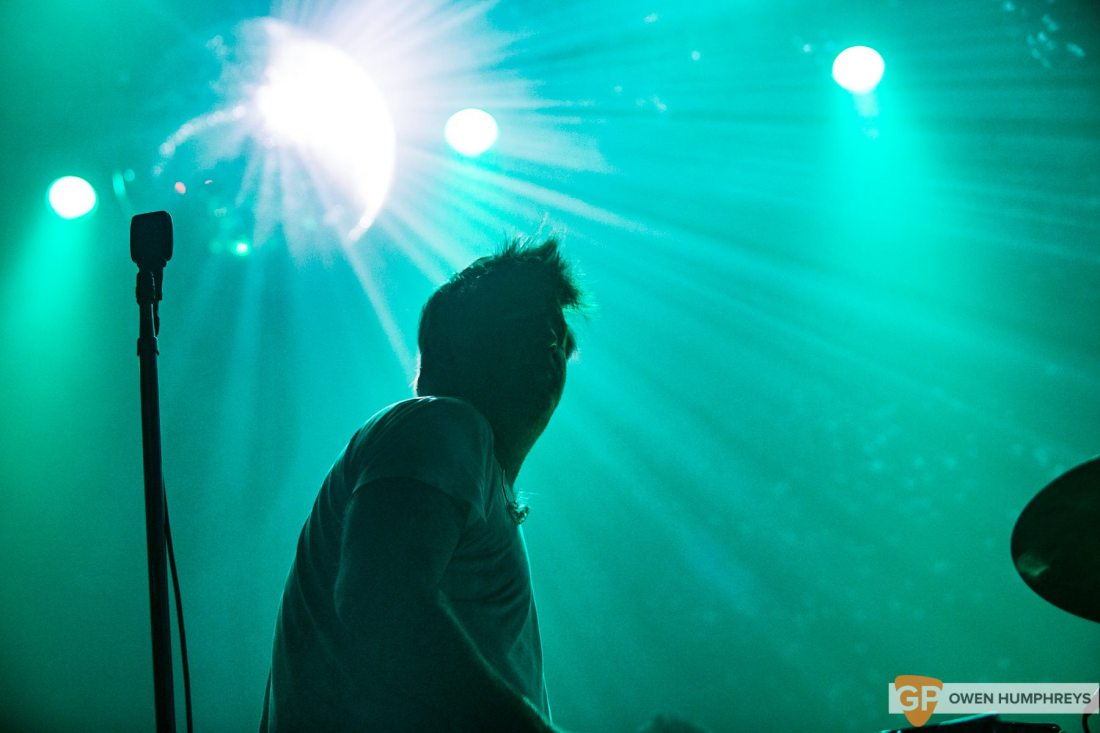 LCD Soundsystem at THe Olympia Theatre by Owen Humphreys (5 of 16)